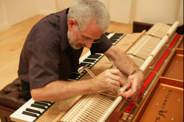 Wayne Suart - Piano Maker