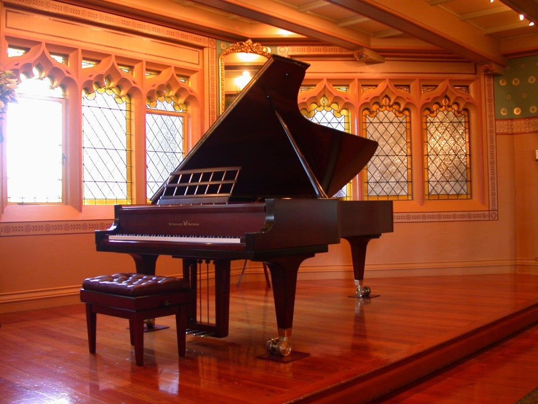 Government House - Stuart Piano